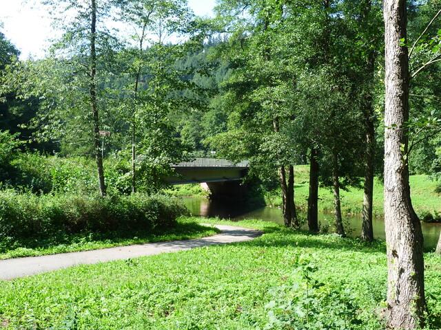 Nagoldtalradweg
