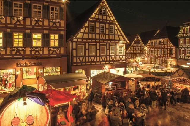 """Weihnachtsmarkt """"Märchenhaftes Calw"""""""