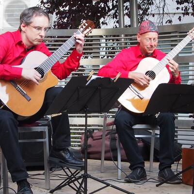 Musikschule Calw: Gitarrenduo