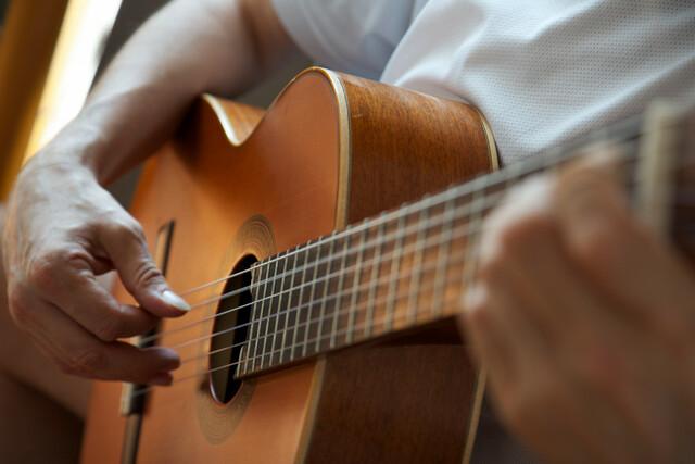 Musikschule: Gitarre