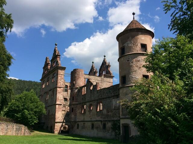 Klosteranlage in Hirsau