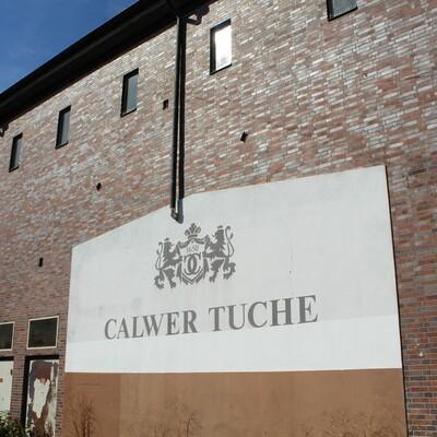 Kesselhaus der ehemaligen Calwer Deckenfabrik.