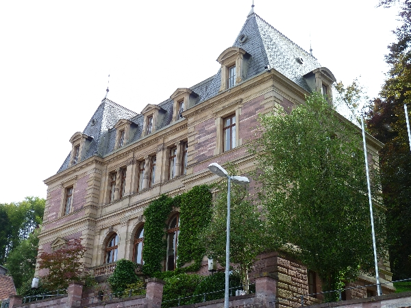 Das Georgenäum Calw - Zuhause der Aurelius Sängerknaben