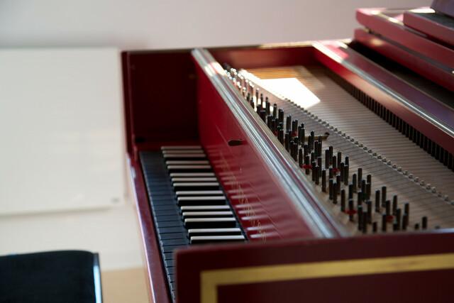 Musikschule Calw: Cembalo