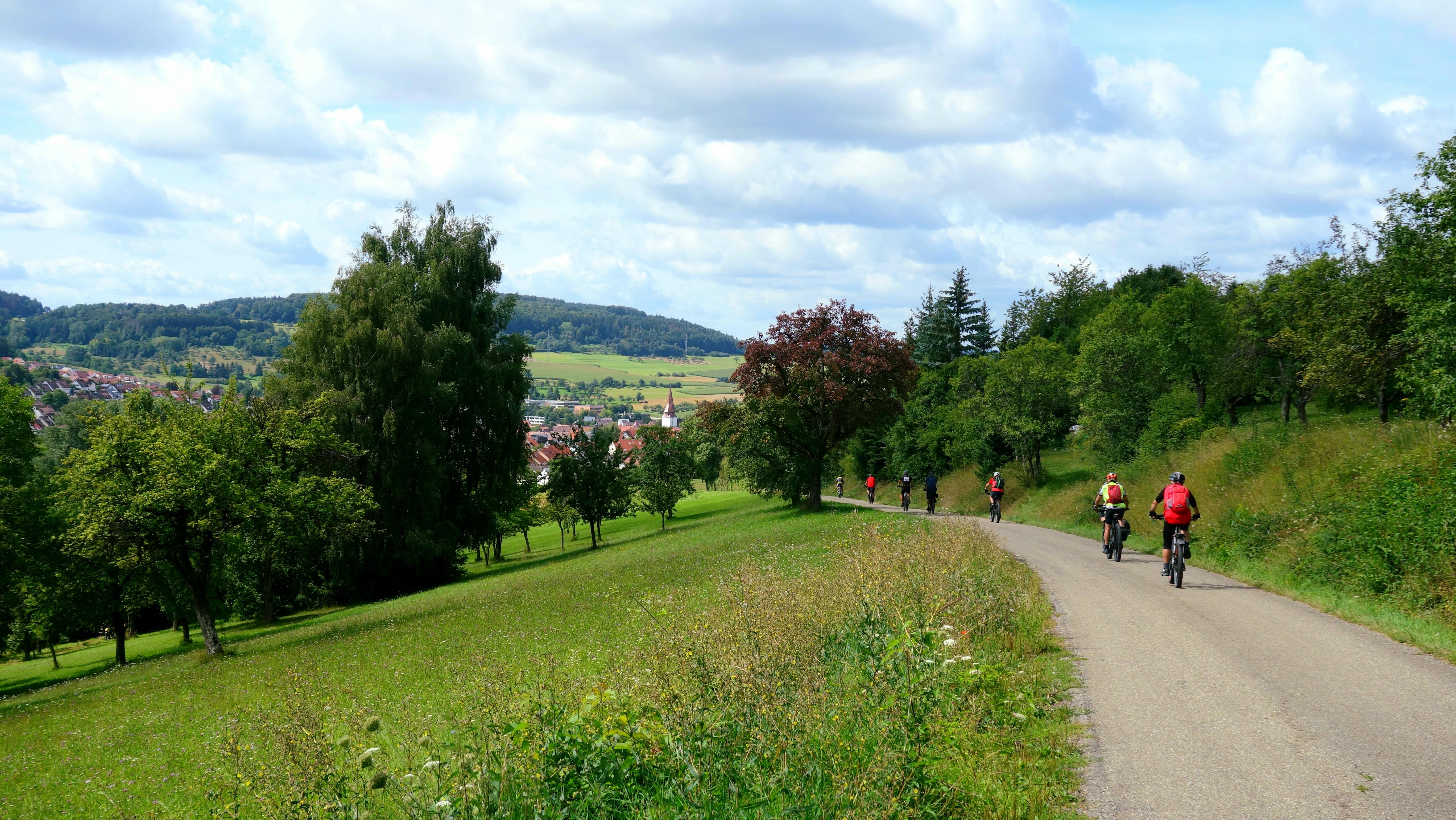 Radfahren in Calw-Stammheim